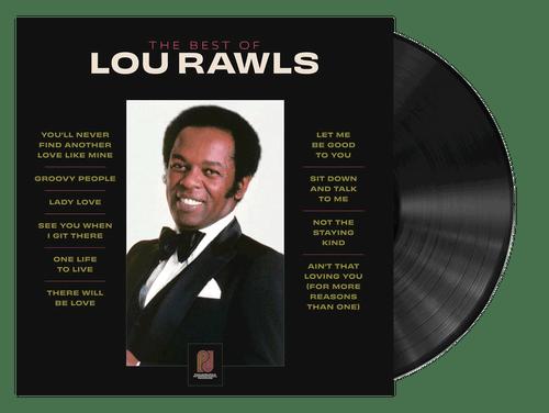 The Best Of Lou Rawls - Lou Rawls (LP)