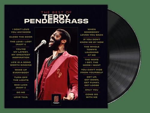 The Best Of Teddy Pendergrass (2 LP) - Teddy Pendergrass (LP)