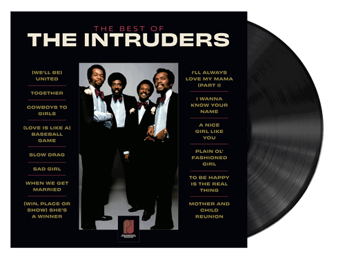 The Best Of The Intruders - The Intruders (LP)