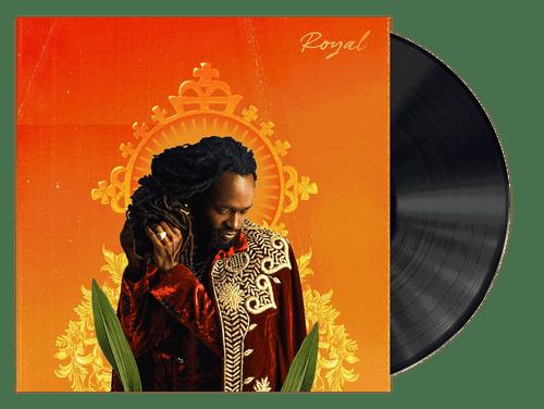 Royal  - Jesse Royal (LP)