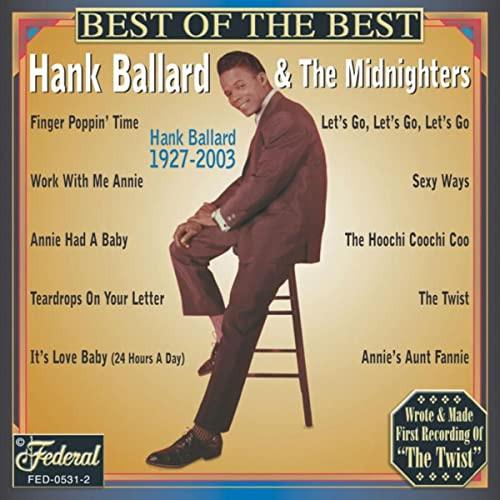 Best Of The Best  - Hank Ballard