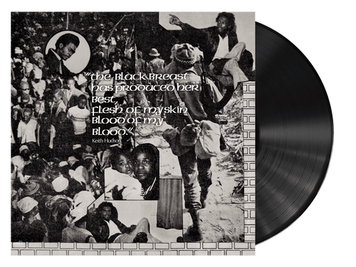 Flesh Of My Skin Blood Of My Blood - Keith Hudson (LP)
