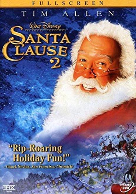 Santa Clause 2 Ws Dvd (DVD)