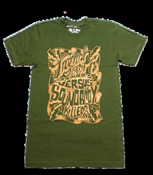 Trenchtown vs. Sound 2 T- Shirt