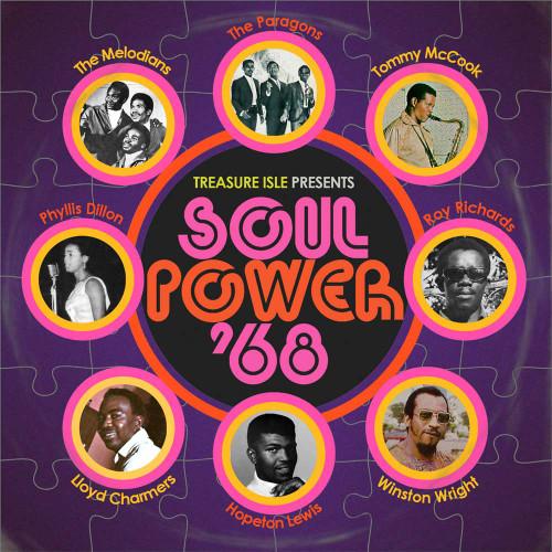 Treasure Isle Presents: Soul Power '68   - Various Artists