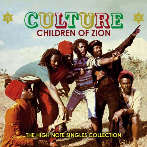 Children Of Zion (3CD) - Culture