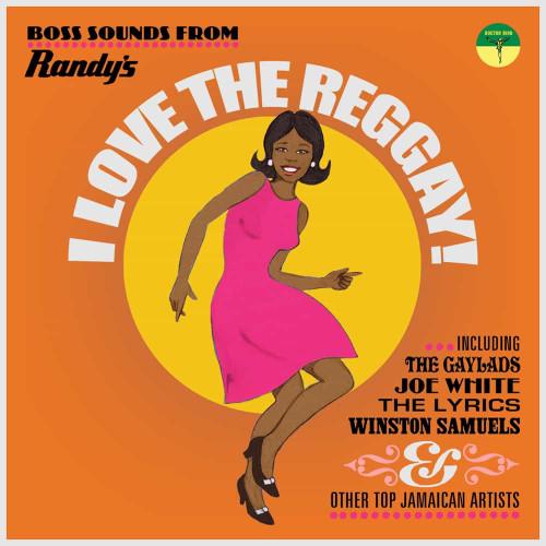 I Love The Reggay! - Various Artists