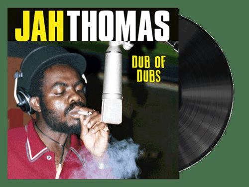 Dub Of Dubs ( White Vinyl 180gram) - Jah Thomas (LP)