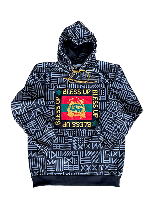 Bless Up Pullover Hoodie