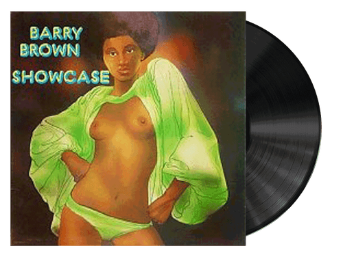 Barry Brown Showcase - Barry Brown (LP)