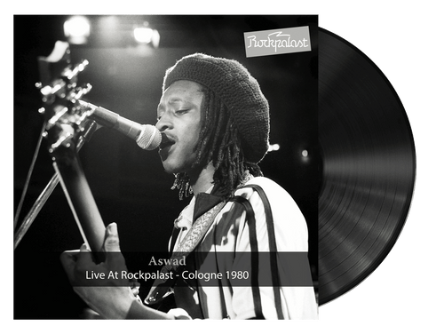 Live At Rockpalast - Cologne 1980 - Aswad (LP)