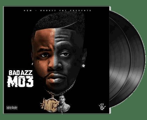 Badazz Mo3 (Gold Vinyl) - Mo3 / Boosie Badazz (2LP)