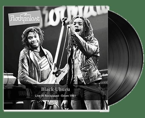 Live At Rockpalast - Essen 1981 - Black Uhuru (LP)