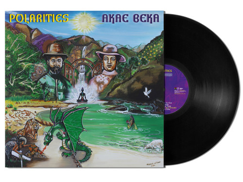 Polarities - Akae Beka (LP)