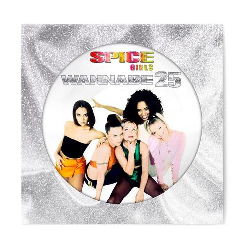 Wannabe 25th Anniversary(Pic. Disc) - Spice Girls (12 Inch Vinyl)