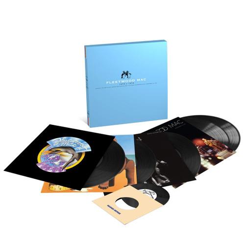 Fleetwood Mac 1973 - 1974 - Fleetwood Mac (4 LP + 7 Inch Vinyl)