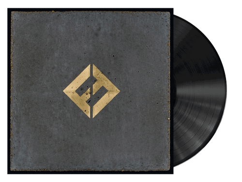 Concrete And Gold - Foo Fighters (LP)