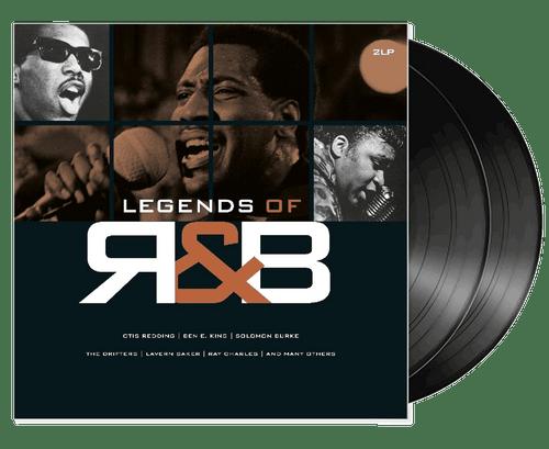 Legends Of R&b (2lp) - Various Artists (LP)