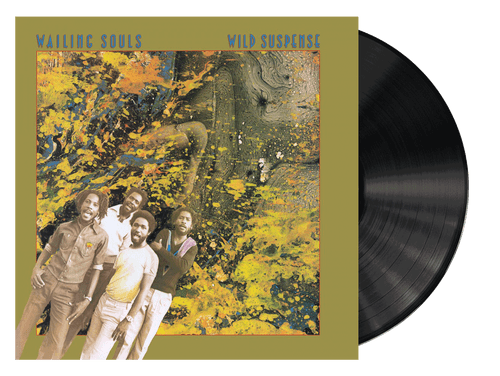 Wild Suspense  - Wailing Souls (LP)