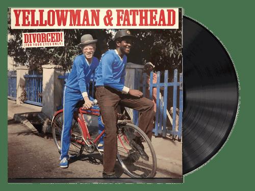 Divorced!  - Yellowman & Fathead (LP)