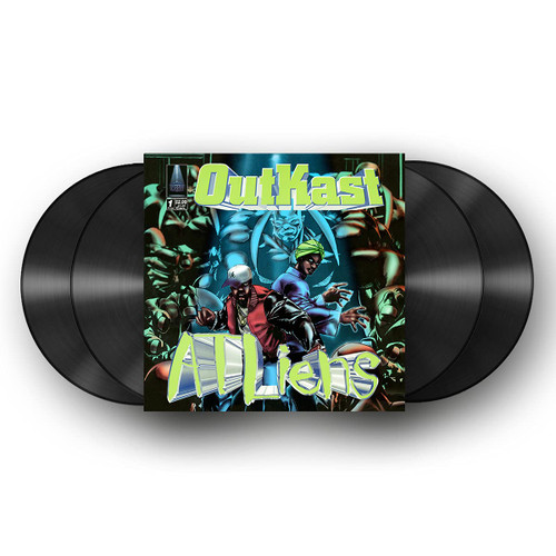 Atliens 25th Anniversary - Outkast (4LP)