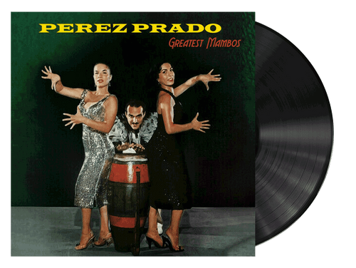 Greatest Mambo - Perez Prado (LP)