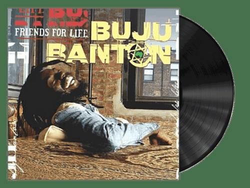 Friends For Life - Buju Banton (LP)
