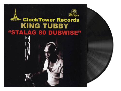 Stalag 80 Dubwise (Color Vinyl) - King Tubby (LP)