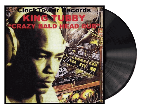 Crazy Baldhead Dub (Color Vinyl) - King Tubby (LP)