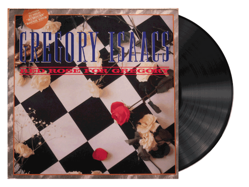Red Rose For Gregory - Gregory Issacs (LP)