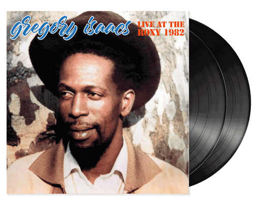 Live At The Roxy 1982(2lp Rsd Limited) - Gregory Isaacs (LP)