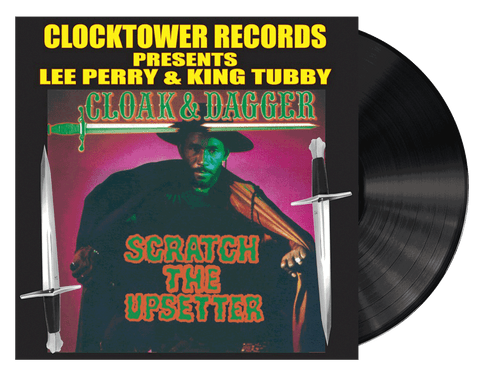 Cloak & Dagger - Lee Perry, King Tubby (LP)