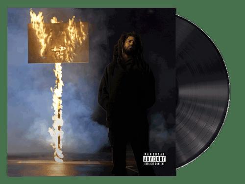 The Off-season - J. Cole (LP)