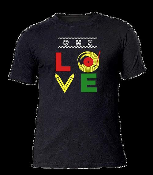 Love Turntable T- Shirt