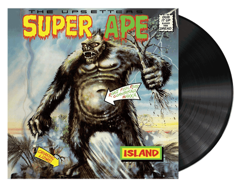The Upsetters Super Ape - Lee Perry (LP)