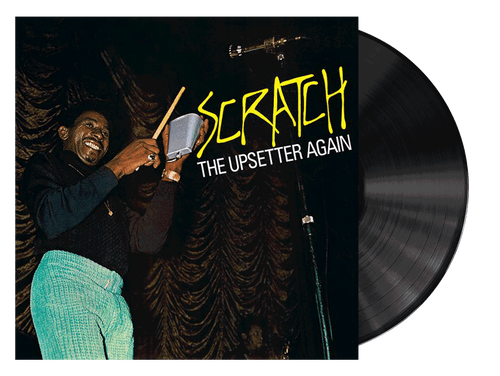 Scratch The Upsetter Again - The Upsetters (LP)