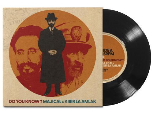 Do You Know? - Majical X Kibir La Amlak (7 Inch Vinyl)