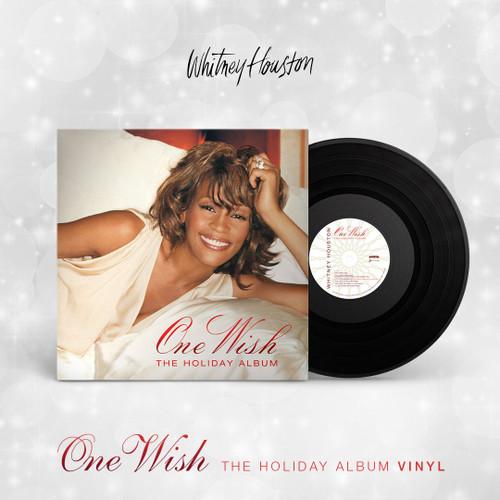 One Wish: The Holiday Album - Whitney Houston (LP)