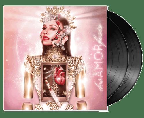Desamorfosis (2lp) Crystal Clear Vinyl - Thalia (LP)