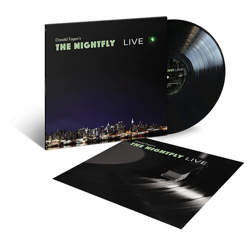 The  Nightfly: Live - Donald Fagen (LP)