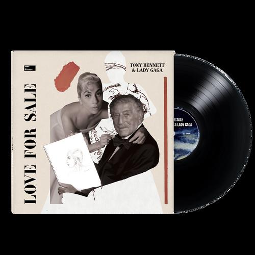 Love For Sale (Lp/std) - Tony Bennett & Lady Gaga (LP)