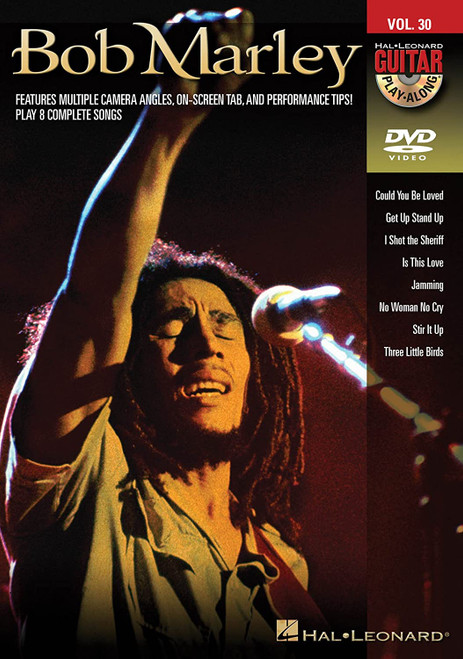 Guitar Play Along - Bob Marley (DVD)