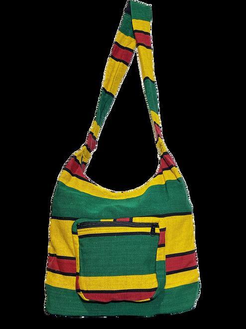 Rasta Shoulder Messenger Bag