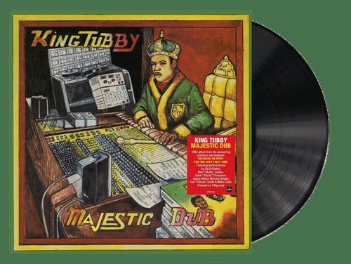 Majestic Dub Reissue - King Tubby (LP)