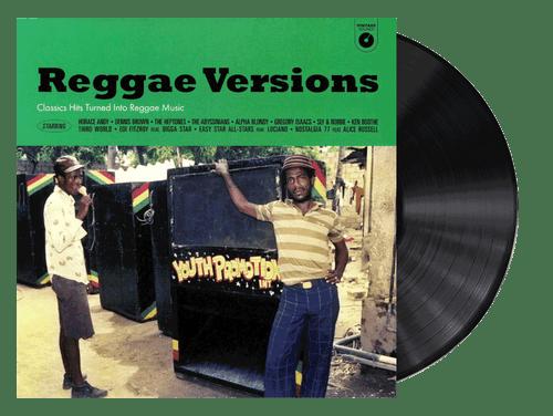 Vintage Sounds: Reggae Versions - Various Artists (LP)