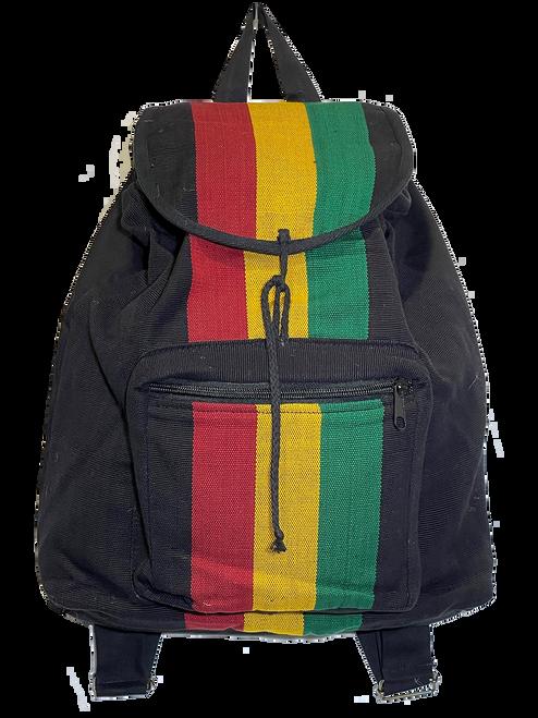 Classic Rasta Backpack
