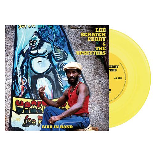 Bird In Hand Ltd. Edition Yellow Vinyl - Lee Scratch Perry &the Upsetters (7 Inch Vinyl)