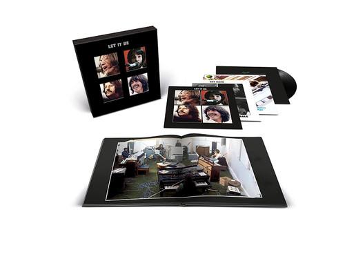 Let It Be ( 5lp Box )  - The Beatles (LP)