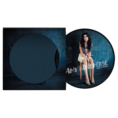 Back To Black Picture Disc - Amy Winehouse (LP)