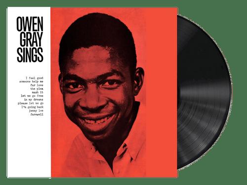 Sings - Owen Gray (LP)